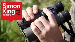 Zeiss Victory SF Binoculars - Review by Simon King