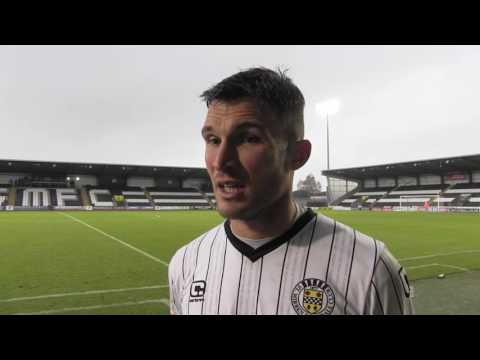 Interview | John Sutton post Ayr United