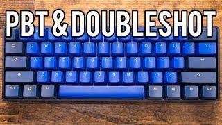 Budget Doubleshot PBT Keycaps ~ Akko X Ducky Keycaps Review