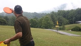 2014 high country disc golf championship final round koling white day urroz young