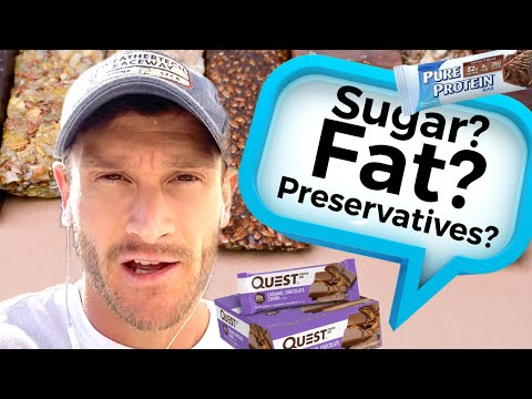 Protein Bar Review - Best & WORST at the Store Today (2021)