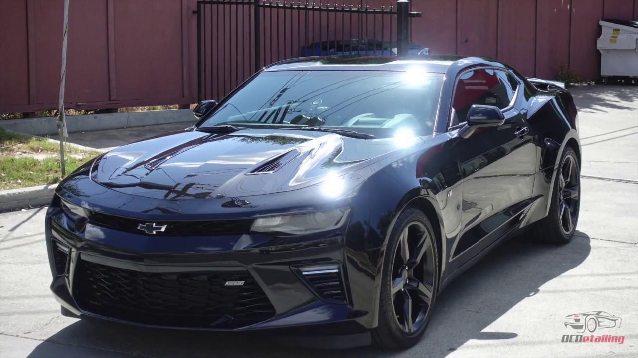 Opti Coat Pro >> 2017 Chevrolet Camaro Black With Opti Coat Pro Plus