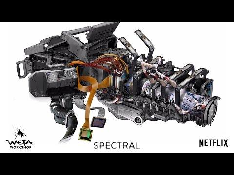 Weta Workshop - Spectral