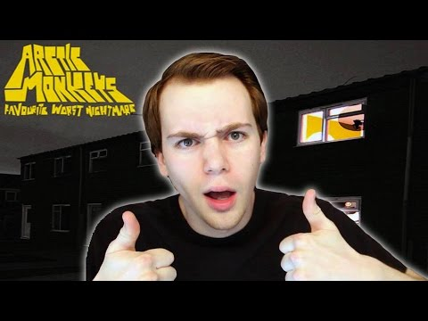 Arctic Monkeys - Favourite Worst Nightmare | Album Review