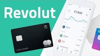 Beste Banking App mit Metall-Karte! Revolut, die Alternative zu traditionellen Banken!