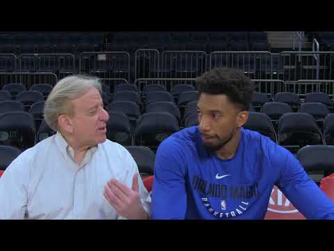 Khem Birch on playing center in the NBA