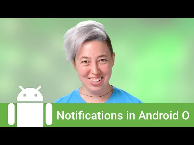 Notification Updates in Android Oreo