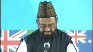 Ahmadiyya Moulvi Kareem ud Deen Shahid Sb Speech at Jalsa Salaana Qadian 2009 - Part 1