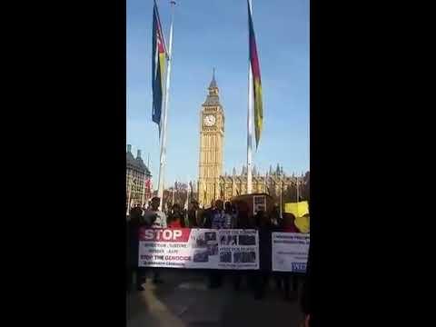 Activists Hijack CommonWealth Day Celebrations  13.03.17