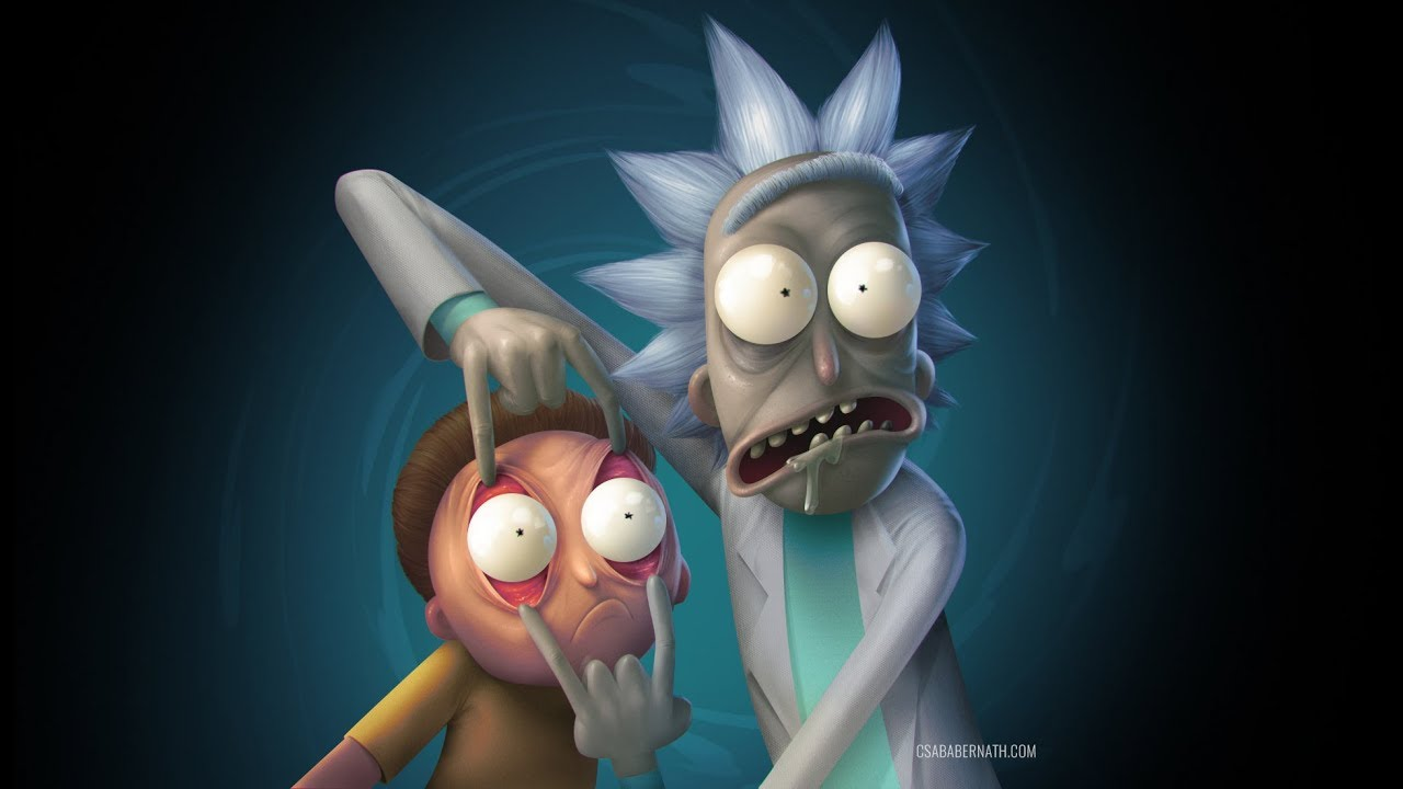 Download Rick and Morty (3D remake) episode 1