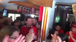 The World Cup Final at Si Tapas in Dallas, TX