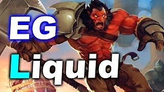 Liquid vs EG - RAT is Back! - DAC 2017 DOTA 2