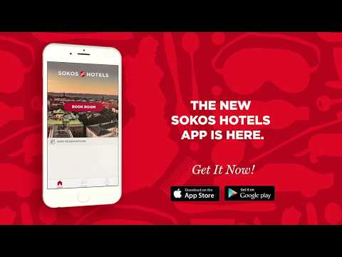 Sokos Hotels  For Pc - Download For Windows 7,10 and Mac