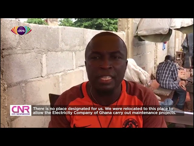 Relocation of traders at KATH: KMA warns traders of forceful eviction from ECG project site