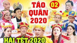 Hài Tết 2020 | Táo Quân - Ngọc Hoàng Thị Sát Trần Gian - Tập 2 | Phim Hài Tết Mới Nhất 2020