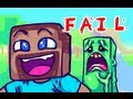 MINECRAFT FAIL, A Minecraft Parody