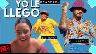 [Reaccion] Yo Le Llego - J Balvin X Bad Bunny ( Video Oficial ) | Just Vlogging | Dominivlog
