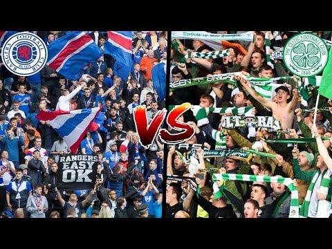 Glasgow Rangers Fans Compared To Celtic Glasgow Fans