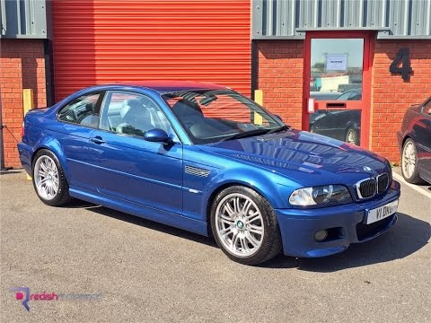BMW E46 M3 Performance & Restoration Build Video: Redish Evolve Awron Mishimoto Bilstein H&R HEL