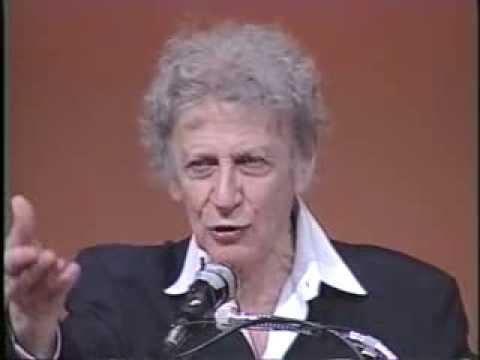 Marcel Marceau, 2001 Wallenberg Lecture