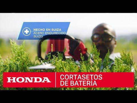 Cortasetos de batería HHH 36 AXB de Honda