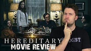 Hereditary (2018) - Spoiler-Free Movie Review