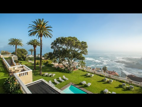 ELLERMAN HOUSE, Cape Town's most exclusive hotel: a review