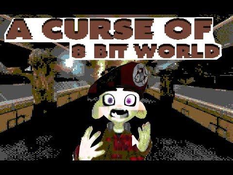 A CURSE OF 8 BIT WORLD part.1. [Splatoon Gmod]  