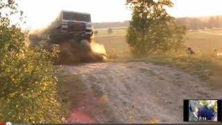 Motor Home Jump Part 1