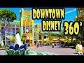 Downtown Disney 360 Video Walking Tour