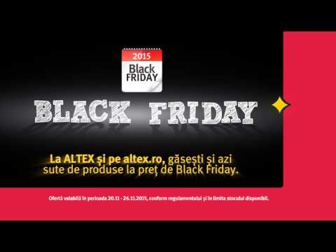 Reclama Altex Black Friday Tv - Philips
