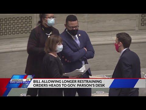 Missouri bill would allow lifelong, pet restraining orders
