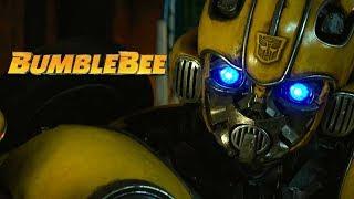 Бамблби - Первый трейлер   Трансформеры HD