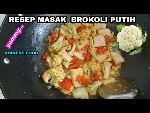 tumis-brokoli-putih-resep-masakan-hongkong