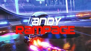 ANDY - RAMPAGE (BEST GOALS, DOUBLE TOUCHES, AIR DRIBBLES)