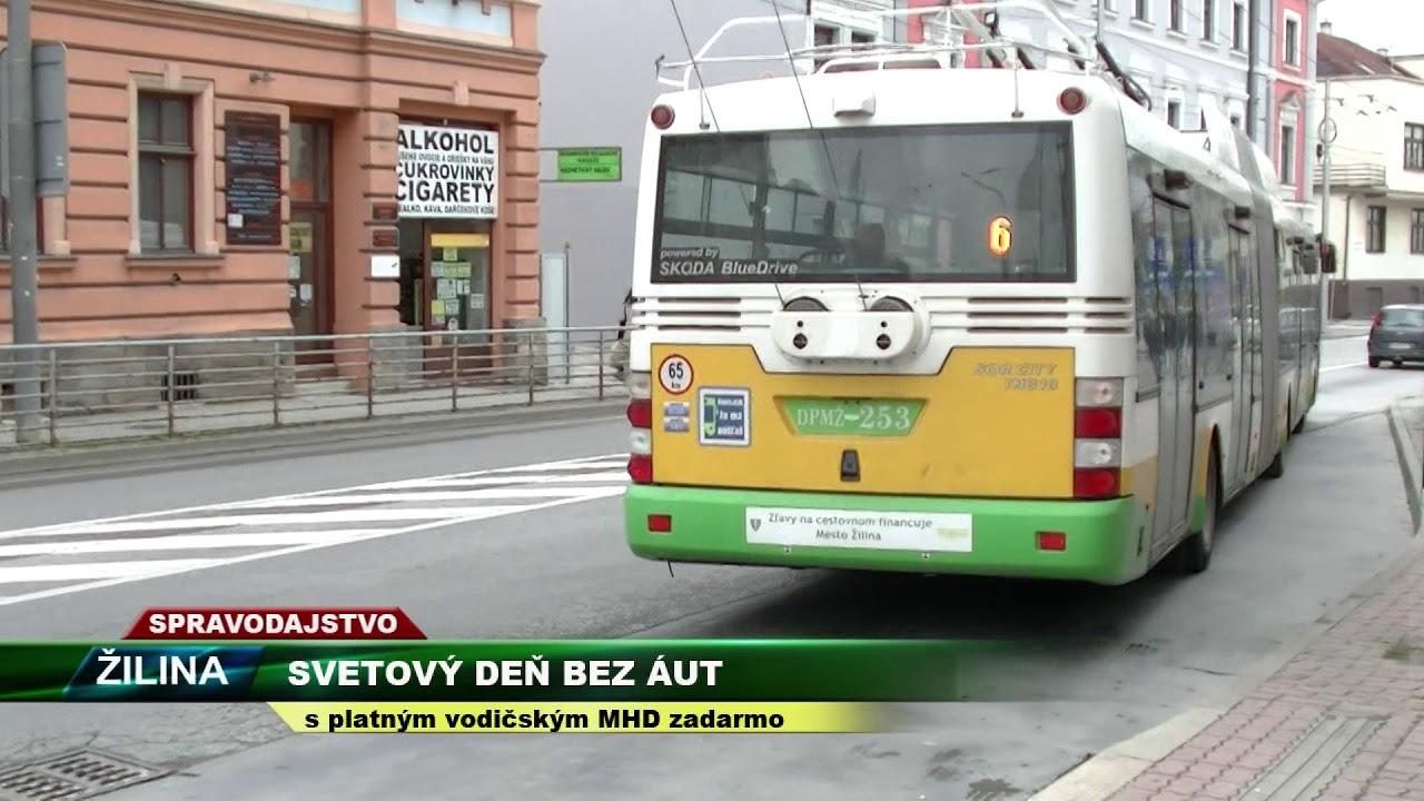 739607108 MHD s vodičským preukazom zdarma - Severka TV