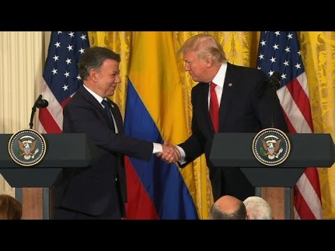 Thumbnail: Trump takes questions on Comey, Russia