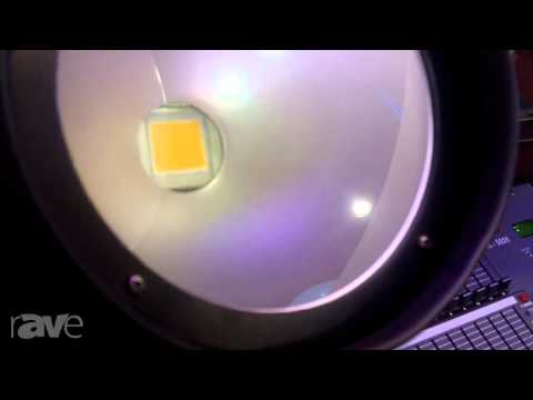 InfoComm 2013: Lightronics Discusses the FXLD100C30B6I