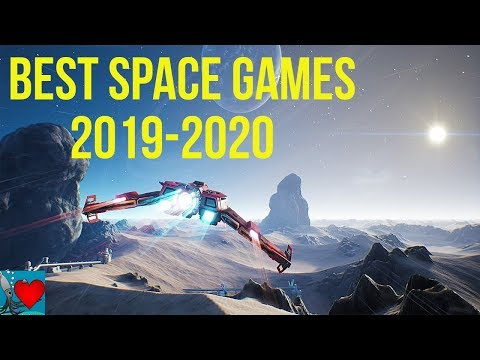 Top 10 Best Space Games 2019 & 2020