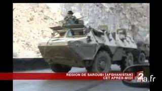 10 soldats français tués en Afghanistan