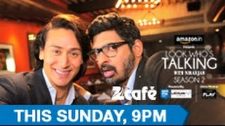 Look Who's Talking With Niranjan | S02Ep05 | Tiger Shroff