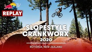 REPLAY Maxxis Slopestyle in Memory of McGazza   Crankworx Rotorua 2020