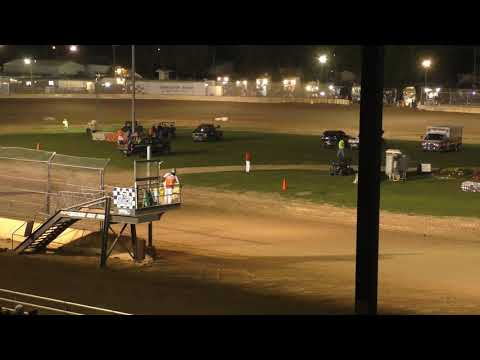 Plymouth Dirt Track IRA Lightning Sprints Heat Races 9-28-2019