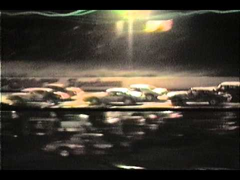 5 Mile Point Speedway Street Stock races on 6-17 1989 9 following Mike Clapperton M16 win