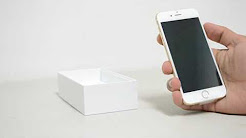 Unboxing iPhone 6s Refurbished - From Apple