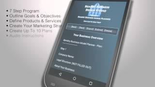 The Bembry Business Model Planner App