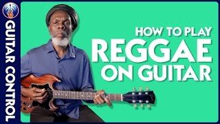 Download Reggae Guitar Lesson - Chord Variations by Guitar Legend Steve Golding (Bob Marley/Peter Tosh) MP3 song and Music Video