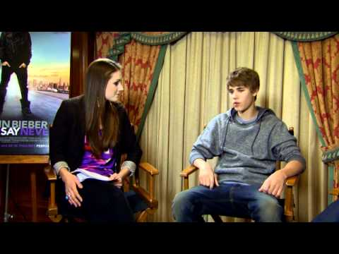 Justin Bieber Interview with Family Channel PT2