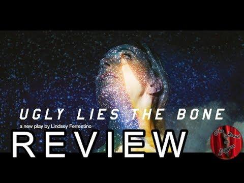 Ugly Lies The Bone Review - Lyttelton National Theatre London