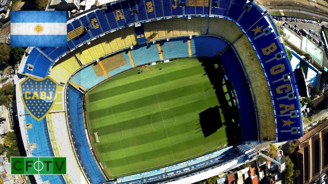Boca Juniors Stadion
